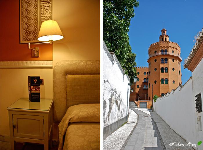 отель Alhambra Palace в Гранаде